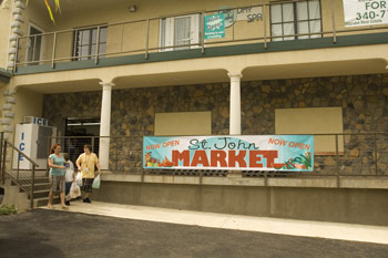 St. John Market