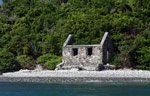 Guardhouse on Whistling Cay