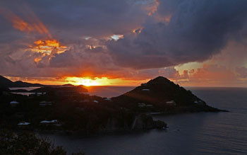 St John USVI Sunrise