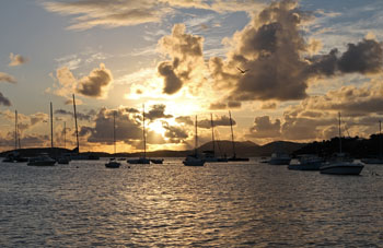 Great Cruz Bay, st john usvi