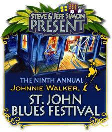St. John Blues festival 2011