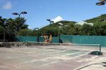 Tennis Courts - Westin Resort St. John US Virgin Islands