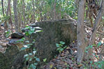 St. John Trails: Ruin on Camelberg Trail