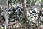 St. John Trails: Camelberg Ruins
