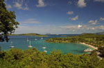 Caneel Bay Overlook, Caneel Bay St. John US Virgin Islands, USVI