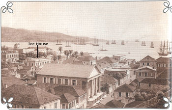 Charlotte Amalie, St. Thomas DWI 1856