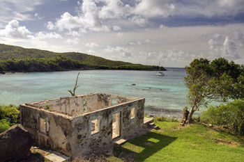 Lameshur Bay St John Virgin Islands