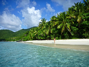 Little Cinnamon Bay, St. John US Virgin Islands (USVI)