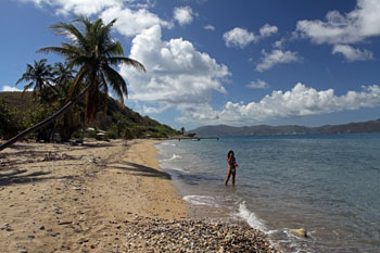 salt island, british virgin islands