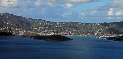Charlotte Amalie, St. Thomas US Virgin Islands (USVI)