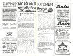 St. John, US Virgin Islands Memories: My Island Kitchen