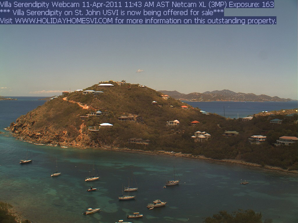 Shoreline inn st john usvi webcam