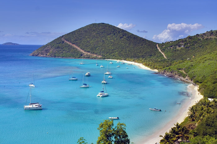 Jost Van Dyke, Nature&#x27;s Little Secret