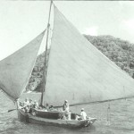 Traditional Tortola Island Sloop