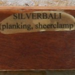 silverbali planking, sheerclamp