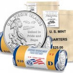 Virgin Islands Quarters Rolls & Bags