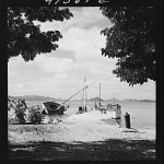 Cruz Bay 1941
