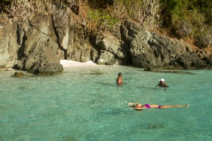 St. John Beaches: Tiny Cove