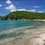 St. John Virgin Islands Beaches: Haulover Bay