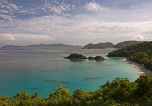 St John Virgin Islands Beaches: Trunk Bay