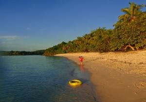 St. John Beaches: Honeymoon Beach