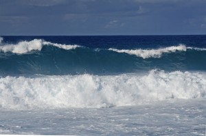 St John Weather: Big Surf Today