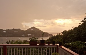 St. John Virgin Islands Sunrise