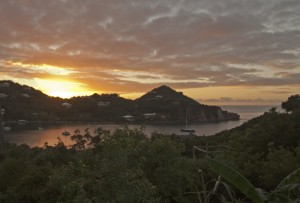 Chocolate Hole, St. John Sunrise
