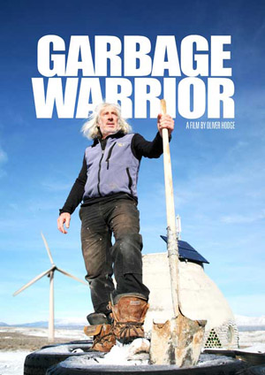 garbage warrior poster