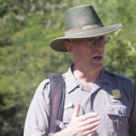 Virgin Islands National Park Superintendent Brion FitzGerald