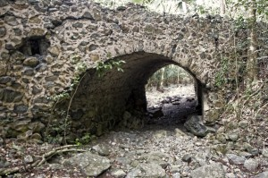 Annaberg Area: old stone bridge