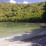 St. John Beaches: Waterlemon Beach