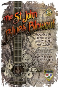 st  john blues blowout