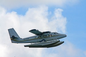 Seaplanes in the USVI