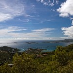 St John USVI overlooks: Margaret Hill