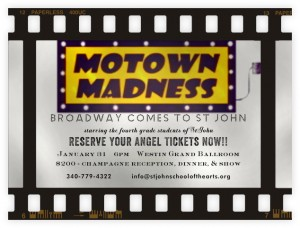Broadway comes to St. John
