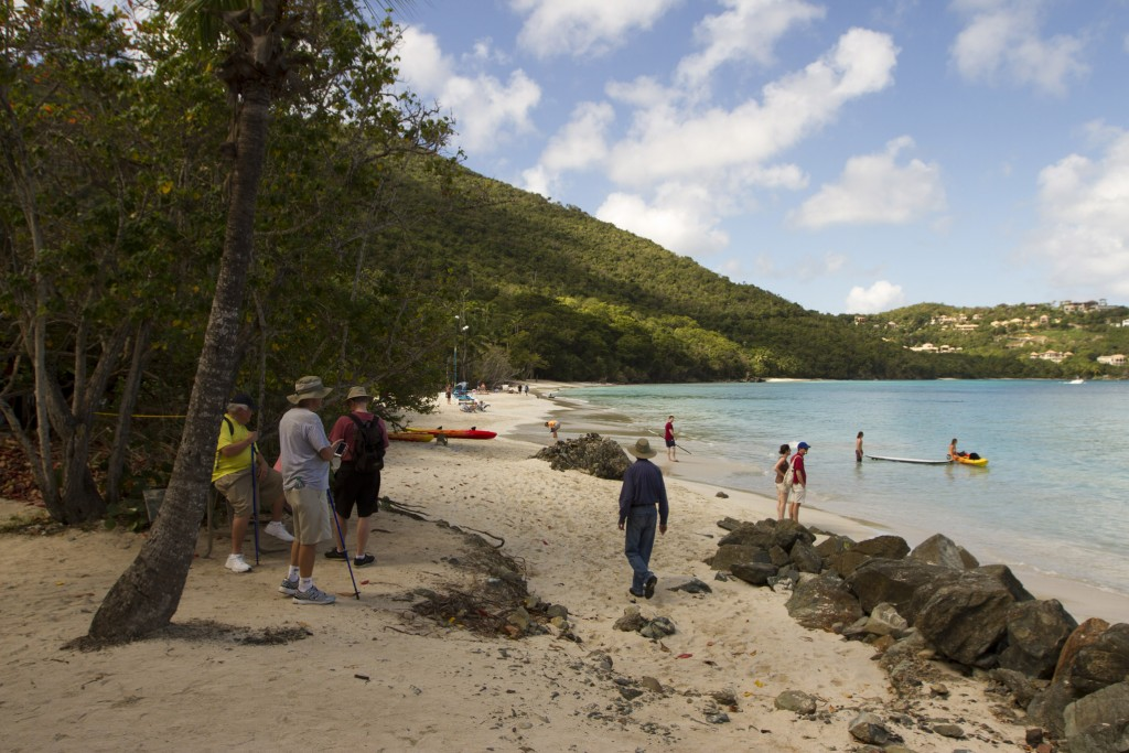 Cinnamon Bay St. John US Virgin Islands (USVI)