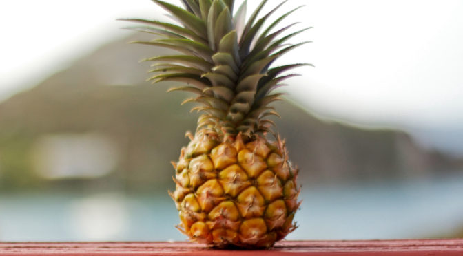 Virgin Island Pineapple