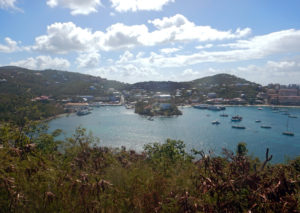 Lind Point Trail St. John USVI