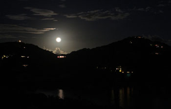 St John Moonrise