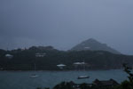 morning rain st john usvi