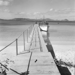 Photo of Caneel Bay Dock 1941