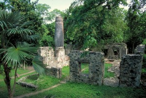 Cinnamon Bay Sugar Mill