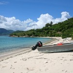 St. John USVI Beaches: Hanson Bay