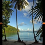 St. John Off The Beaten Track iPad image Maho