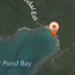 Salt Pond Bay Map