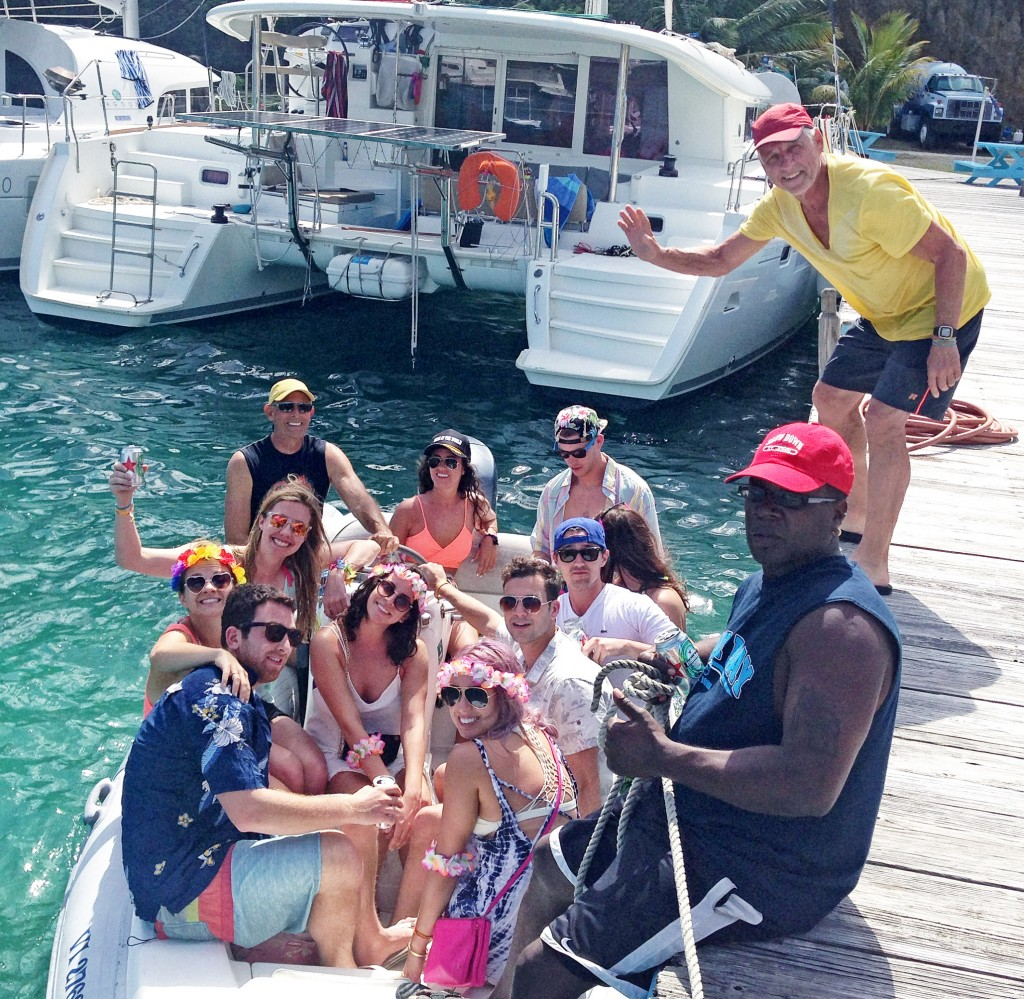 Virgin Islands Party Time