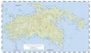 Trail Bandit Map