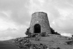 Annaberg windmill bw