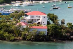 Cruz Bay Battery St. John